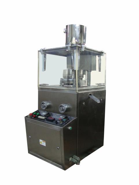ZPW-17D旋轉式壓片機 1