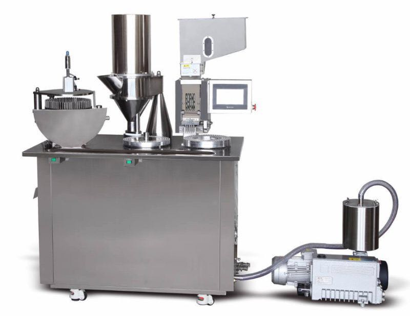 CGN-208D1  Semi-auto Capsule Filling Machine 1
