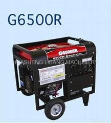 gasoline Generator G6500R