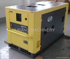 Diesel generator DG120LN