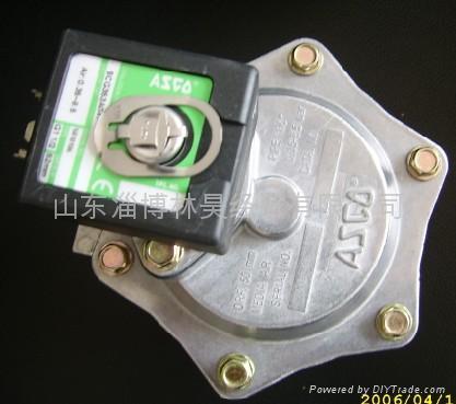ASCO高原電磁脈衝除塵閥維修包線圈膜片 2