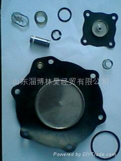 ASCO高原電磁脈衝除塵閥維修包線圈膜片 5