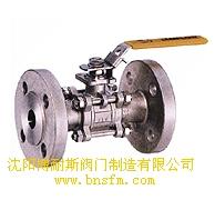 瀋陽產對夾球閥 和不鏽鋼法蘭球閥 1