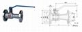瀋陽產對夾球閥 和不鏽鋼法蘭球閥 3