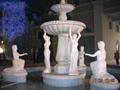 石雕喷泉风水球鸿福轮水景 4