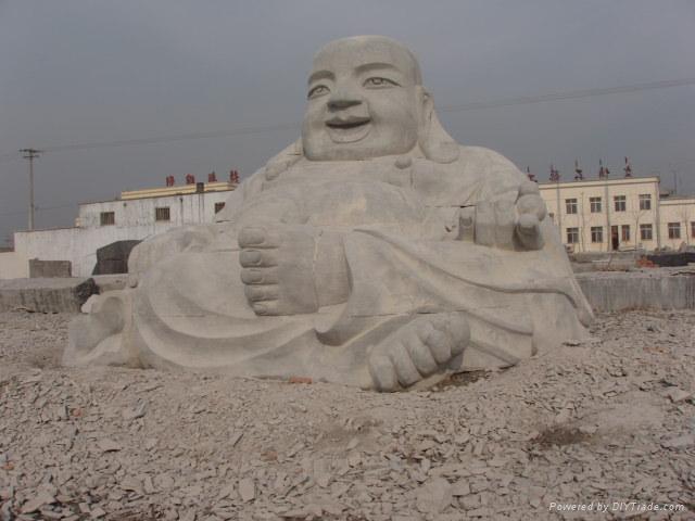 石雕佛像观音菩萨 5