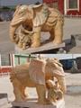 石象石雕大象招财象 2
