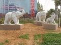 石象石雕大象招财象 3