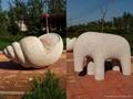 石象石雕大象招财象 5