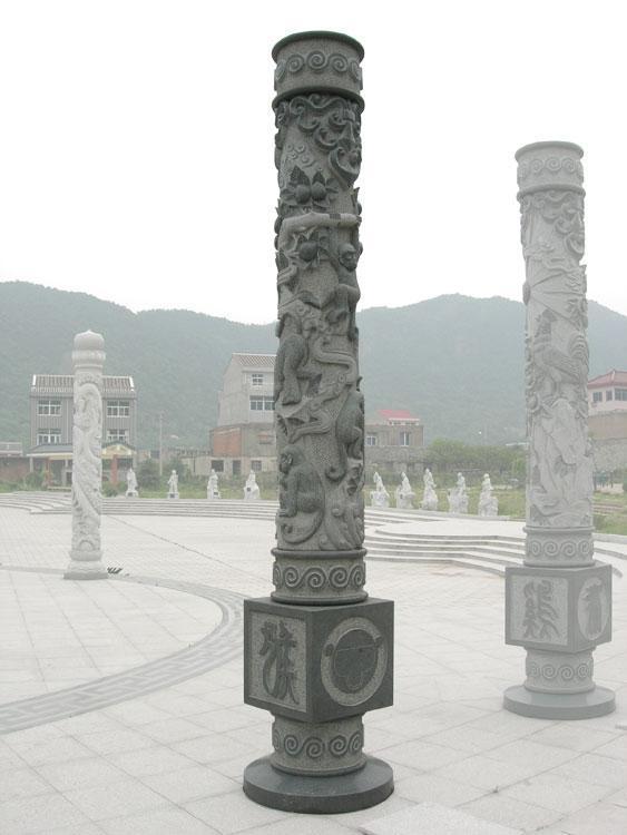石雕属相,12生肖石雕 3