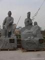 浮雕24孝,石雕壁画浮雕 2