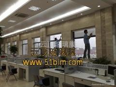西安建築玻璃防晒膜