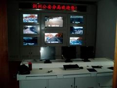 無錫電視牆架