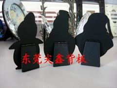 東莞埔鑫相框背板供應公仔形狀背板