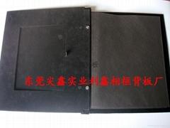 2014精品黑色荔枝紋相冊