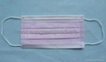 Surgical nonwoven face mask 5