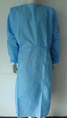 Nonwoven surgical gown,isolation gown