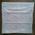 Disposable non-woven pillow case