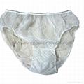Disposable non-woven panties,G-string