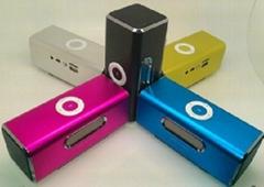 Newester Original New Angel Mini portable speakers with LED Display+FM+USB/TF