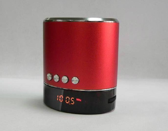 Newest Original Speaker Hi-Rice Potable Mini Speakers Sd-808 TF&USB slot  4