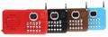 HY-M4R plastic Portable mini speaker