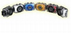 Hot Waterproof Camera Action Camcorder Portable Mini DVR Helmet Sport Outdoor Ca