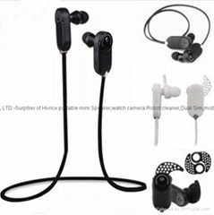 Sports Running Stereo Handfree Bluetooth Headset Wireless Bluetooth Earphone