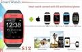 ZGPAX S12 Wearable Smartwatch,Camera