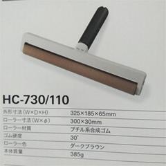 日本铁三角Audio-techniclean 特殊橡胶滚轮橡胶粘尘滚筒HC-730