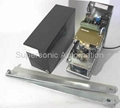 Solar Articulated Arm Swing Gate Opener 4