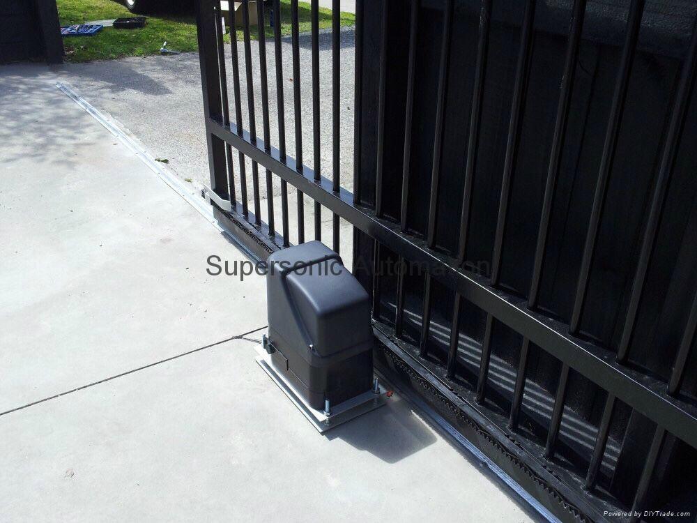 Sliding gate opener 800KG 3