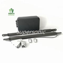 solar piston swing gate opener