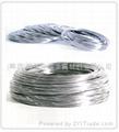Nickel Si  er Wire