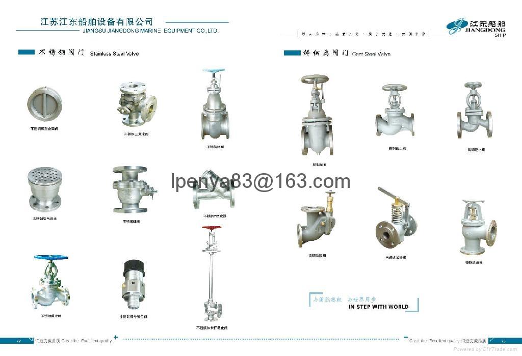 sell marine bronze globe valve globe check valve 4