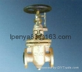 CB/T467 bronze gate valve