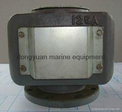 Marine ship cast iron cast steel air vent pipe head