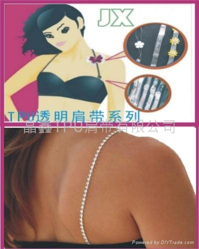 Fashion Metal Bra Straps   1
