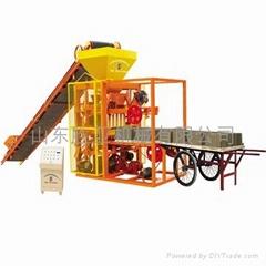 QTJ4-26A block making machine