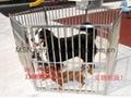不锈钢宠物围栏宽120*高10