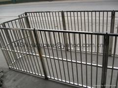 不鏽鋼狗圍欄 寵物圍欄