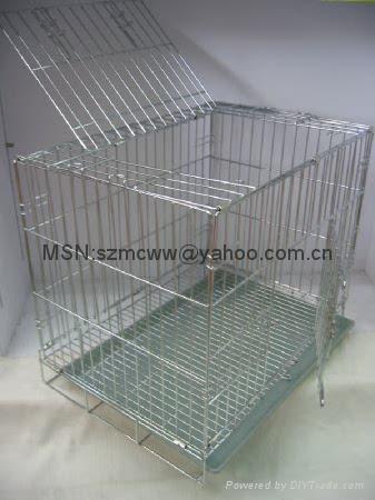不锈钢宠物围栏宽120*高100CM*6片 3