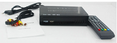 Philippines Home ISDB-T Digital TV Receiver TV Plus black box MPEG4 HDMI USB PVR