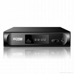 Home ISDB-T digital tv receiver  tv tuner MPEG4 PVR USB