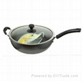 Health Cast Iron Pan, Non-Stick Cast Iron Fry Pan