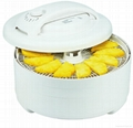Top 4-Tray Electric Home Food Dehydrator