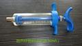 塑钢注射器