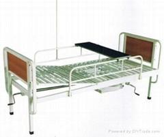 带便器单摇床