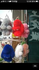Meng Meng rabbit high-grade pendant
