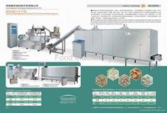 Vegetable Protein machine